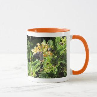 Gray Hairstreak Butterfly Mug