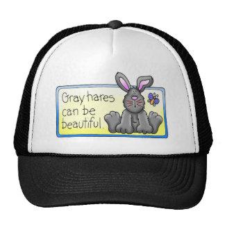 Gray Hare Hat