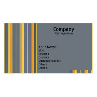 Gray Harvest Business Cards