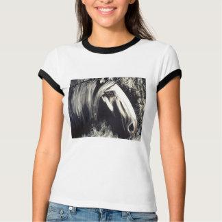 Gray Horse T-Shirt