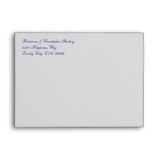 Gray Invitation Envelopes Pale Pale Purple Damask