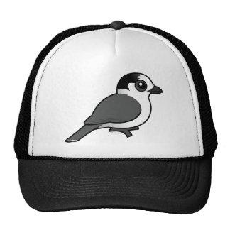 Gray Jay Trucker Hat