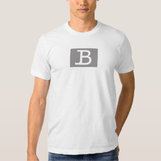 Gray JB T Shirt