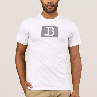 Gray JB T-Shirt