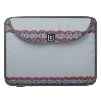 Gray Jewel Trim Macbook Pro Flap Sleeve MacBook Pro Sleeve