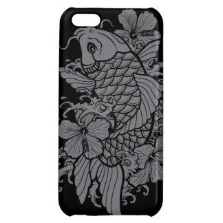 Gray Koi Fish iPhone 5C Case