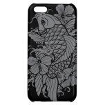Gray Koi Fish iPhone 5C Covers