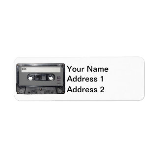 Gray Label Cassette