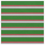 [ Thumbnail: Gray, Light Gray, Dark Grey, Brown, and Dark Green Fabric ]