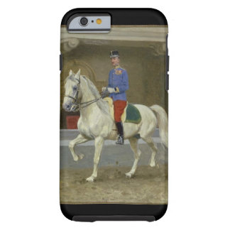 Gray Lipizzan Stallion iPhone, iPad, Samsung Case