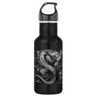 Gray Lizard Bottle