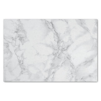 Gray Marble Design Tissue Paper