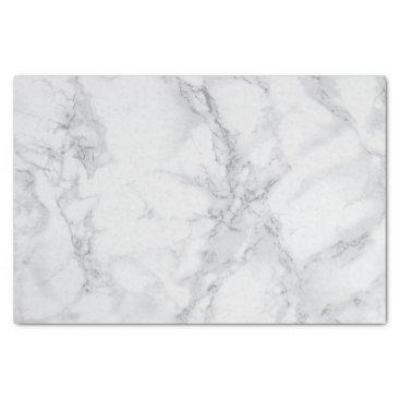 designsbydonnasiggy Gray Marble Design Tissue Paper