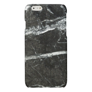 Gray Marble Glossy iPhone 6 Case