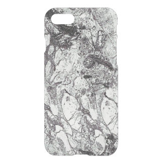 Gray Marble Look iPhone 7 Case