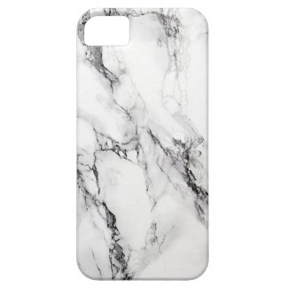 Gray Marble Stone Pattern iPhone 5 Cases