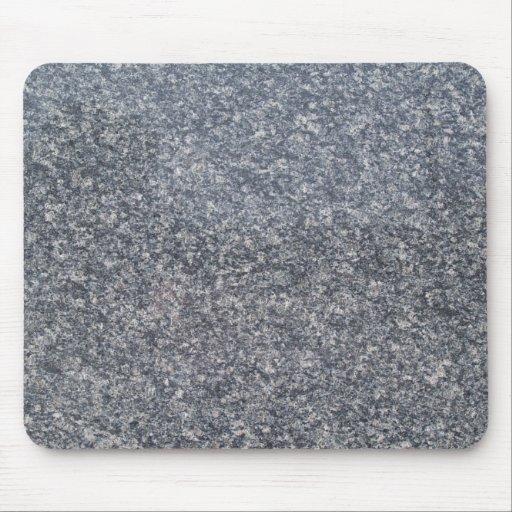 Gray Marble Swirled Mousepad