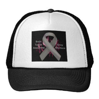 Gray Matters - Brain Tumor Awareness - Apparel Hats