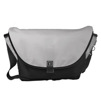 Gray Courier Bags