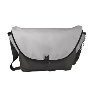 Gray Messenger Bag