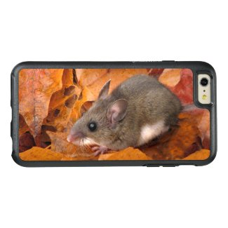 Gray Mouse Animal OtterBox iPhone 6 Plus Case