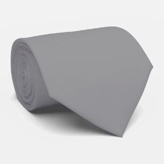 Gray Neck Tie