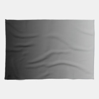 Gray Ombre Kitchen Towel