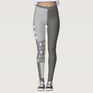 Gray on Gray Leggings