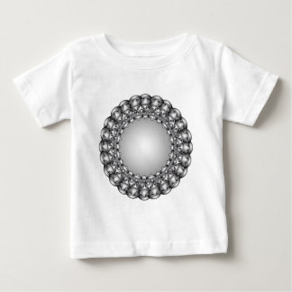 Gray Ornament Infant T-shirt