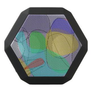 Gray Philosophy Black Bluetooth Speaker