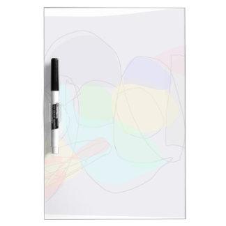 Gray Philosophy Dry-Erase Board