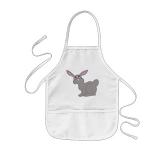 Gray Rabbit Apron