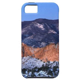 Gray Rock at Sunrise iPhone 5 Case