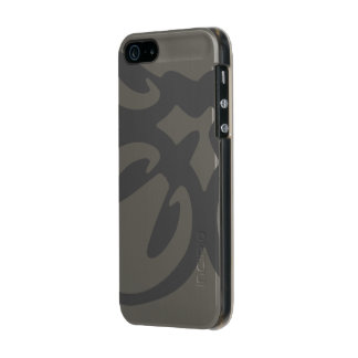 Gray Shine style iPhone 5/5s Case