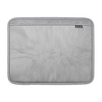 Gray Splash Conservative MacBook Sleeve