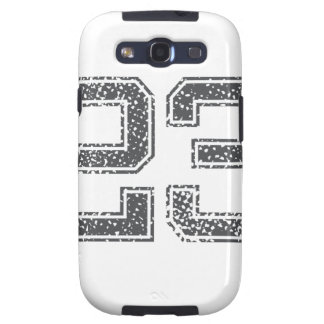 Gray Sports Jersey 23 Samsung Galaxy S3 Covers