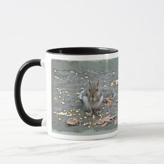 Gray Squirrel Series Mug