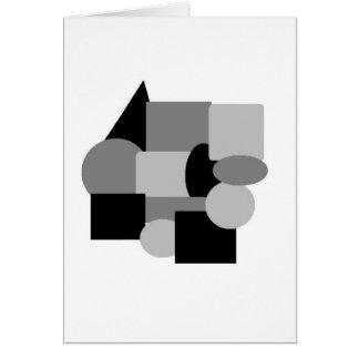 gray stuff 2 greeting card