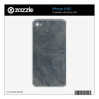 Gray Suede Decal For The iPhone 4