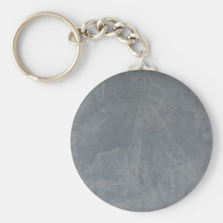 Gray Suede Key Chains