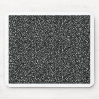 Gray texture mouse pad