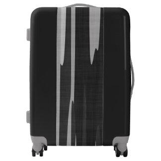 Gray Tiger Camo Luggage