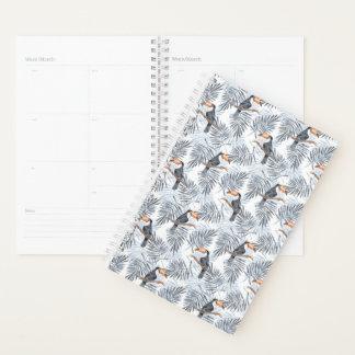 Gray Toucan Planner
