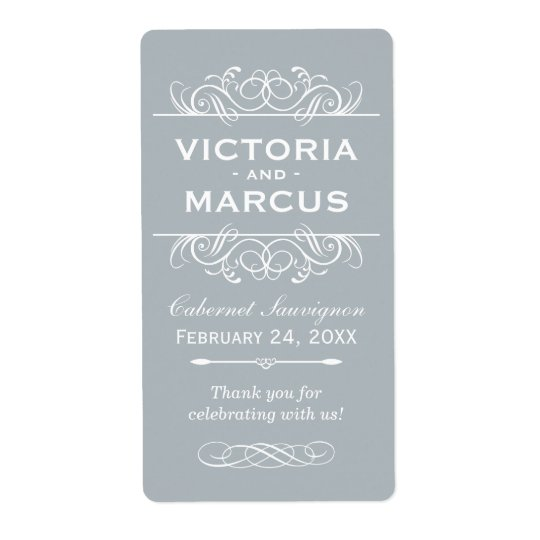 Wedding Favors Seed Packet Labels Let Love Grow | Zazzle.com