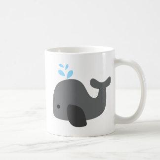 Gray Whale Mugs
