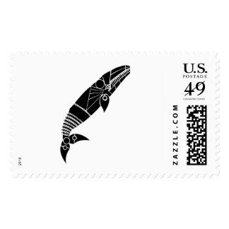 Gray Whale Stamps