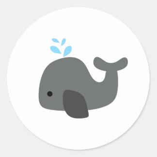 Gray Whale Sticker