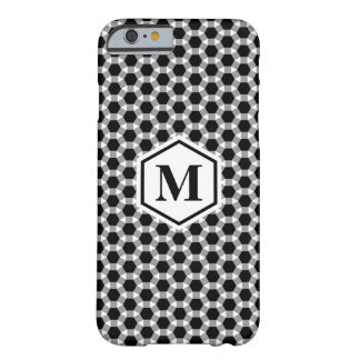 Gray White and Black STH Phone Case