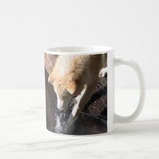 Gray Wof Mug
