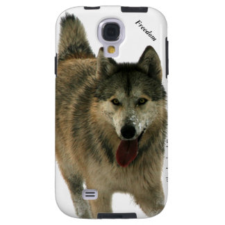 Gray Wolf Case-Mate Tough Samsung Galaxy S4 Case
